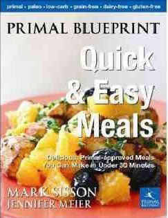 Primal Blueprint Quick and Easy Meals