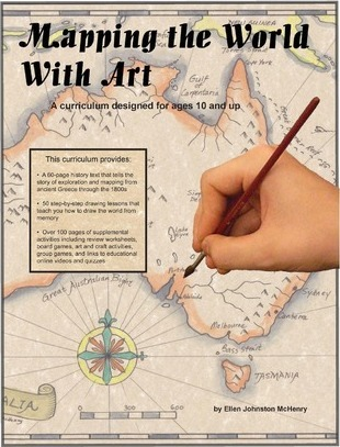 Mapping the World with Art