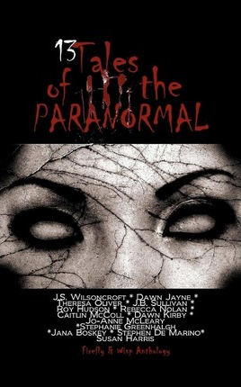 13 Tales of the Paranormal Cover Image
