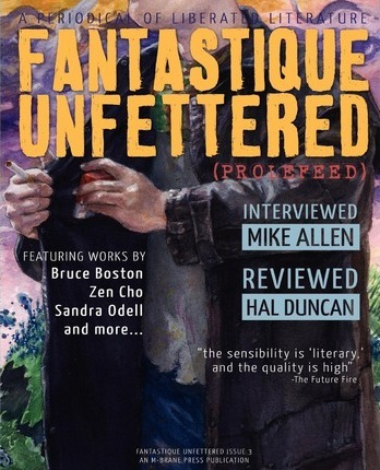 Fantastique Unfettered #3 (Prolefeed)