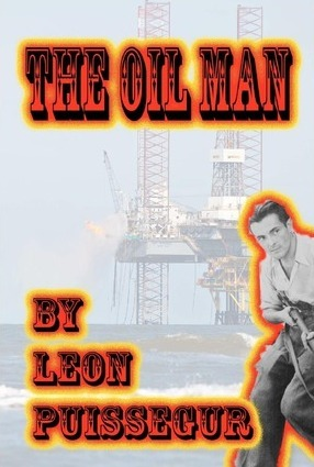The Oil Man Cover Image