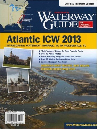 Dozier's Waterway Guide Atlantic ICW 2013