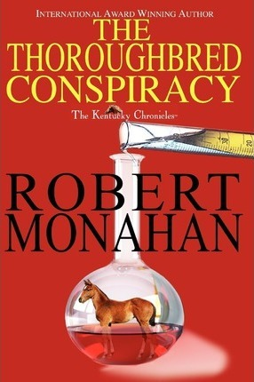 The Thoroughbred Conspiracy Cover Image