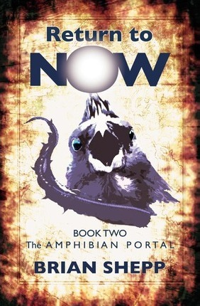 Return to Now, Book 2 Cover Image