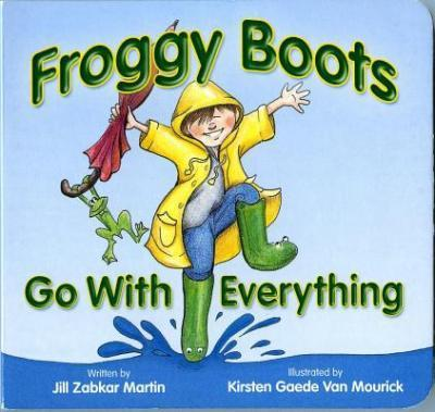 Froggy Boots Go with Everything