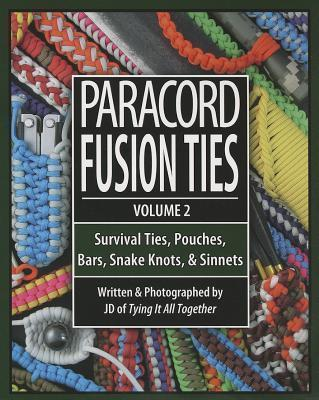 Paracord Fusion Ties, Volume 2