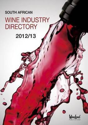 South African Wine Industry Directory 2012/2013