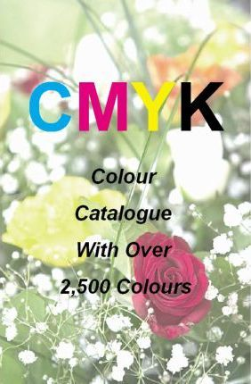 Cmyk Quick Pick Colour Catalogue With Over 2500 Colours Ian James - Can-pick-the-book-quick