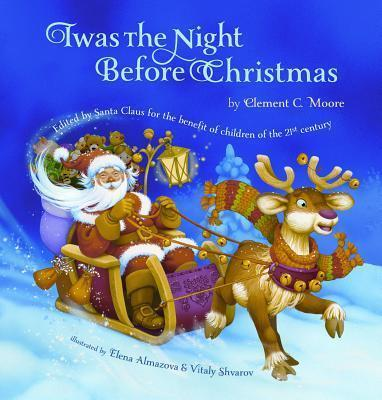 twas the night before christmas - Night Before Christmas Book