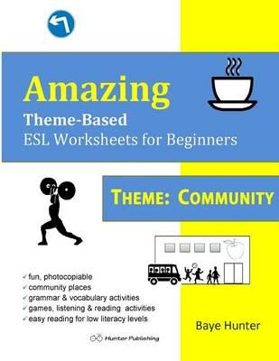 Amazing Theme-Based ESL Worksheets for Beginners Theme : Baye Hunter