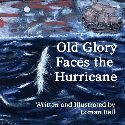 Old Glory Faces the Hurricane