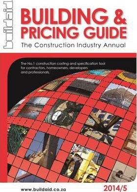 Buildaid Building & Pricing Guide 2014/2015