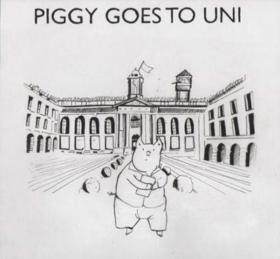 Piggy Goes To University : Dung Beetle Book 1b