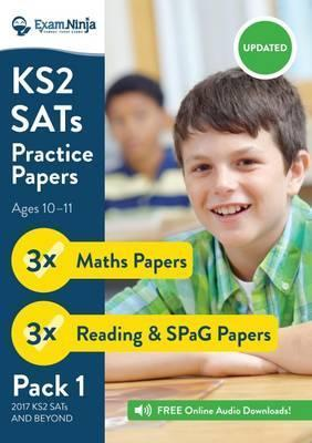 KS2 SATs Practice Papers (English & Maths) for the 2016 SATs. New Curriculum Ready 2017: Inc. Free Audio Downloads