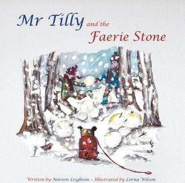 Mr Tilly and the Faerie Stone