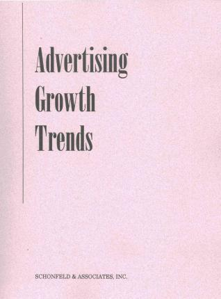 Advertising Growth Trends 2016