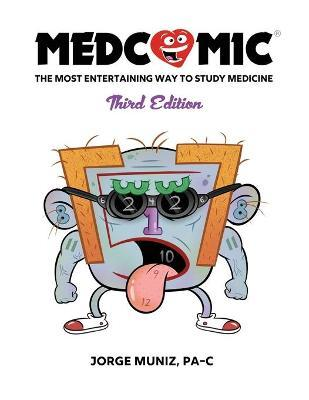 Medcomic  The Most Entertaining Way to Study Medicine, Third Edition