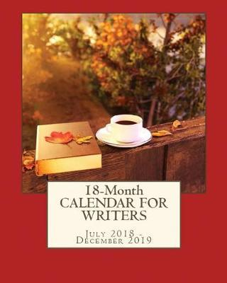 18-Month Calendar for Writers