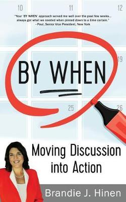 When : Moving Discussion into Action