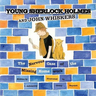 Young Sherlock Holmes and John Whiskers