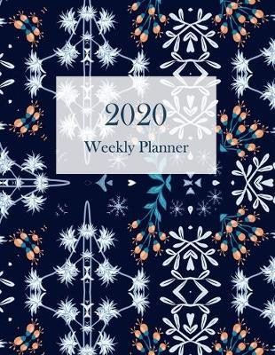 2020 Weekly Planner : Scandi Design Large Combined Week per Page Diary, Month at a Glance, plus Journal or Notebook Pages. Jan 2020-Dec 2020