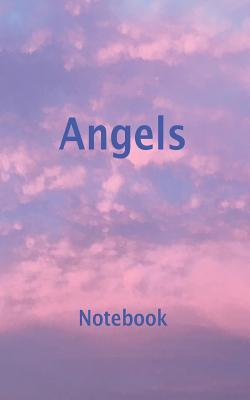 Angels Notebook  Blank Lined Notebook
