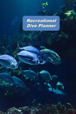 Recreational Dive Planner  Scuba Diving Log Book To Record 110 Dives