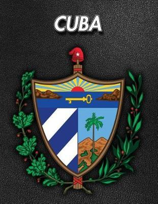 Cuba  Blank Sheet Music - 150 pages 8.5 x 11 in. - 12 Staves Per Page - Music Staff - Composition - Notation - Songwriting - Staff - Manuscript