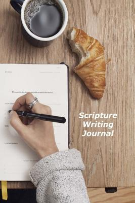 Scripture Writing Journal : Simple Scripture Journal for Daily Reflection