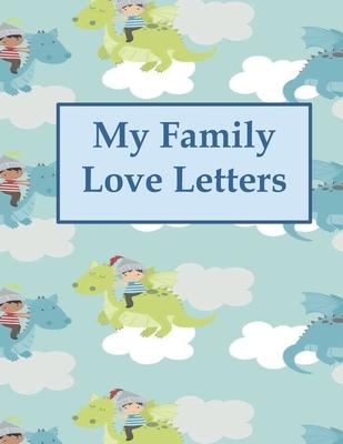My Family Love Letters : Calvin's First Five Years Memory Book
