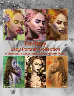 Fantasy Lady Portrait Collection
