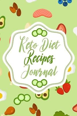 Keto Diet Recipes Journal  Keto Diet Planner Journal, Meal Tracker Notebook for Weight Loss, 12 Week Daily Log Book, 90-Day Diet & Nutrition Diary