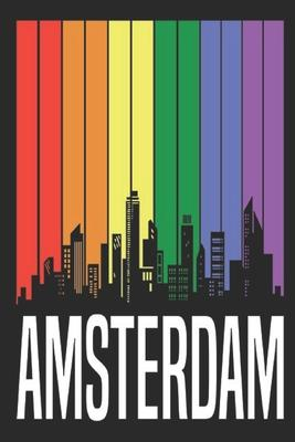 Amsterdam  Your Netherlands city name on the cover.