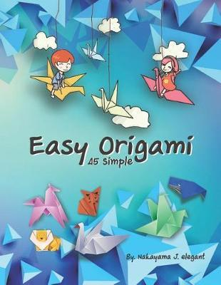 Easy Origami book for beginners! #ad #origami #beginner #easy ... | 400x309