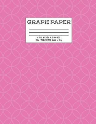 Graph Paper  Notebook Pink Geometric Shape Cute Pattern Cover Graphing Paper Composition Book Cute Pattern Cover Graphing Paper Composition Book