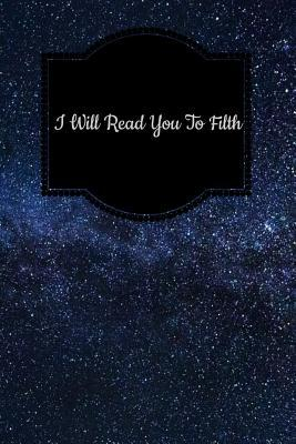 I Will Read You to Filth  Tarot Diary Log Book, Record and Interpret Readings, Daily Draw Journal