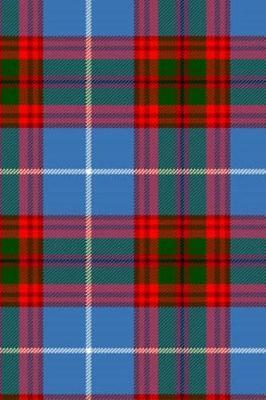 Clan Preston Tartan Journal/Notebook