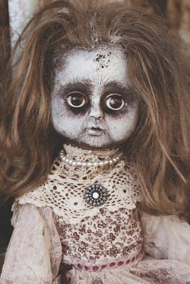 Creepy Doll Grimoire  For Occultists