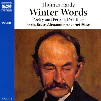 Winter Words  Poetry and Personal Writings