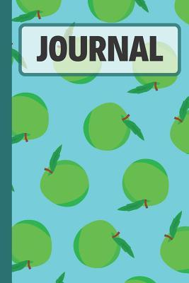 Journal  Green Apple Journal // Notebook to Take Down Notes