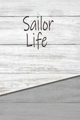 Sailor Life  Career Weekly Meal Planner Track And Plan Your Meals 52 Week Food Planner / Diary / Log / Journal / Calendar Meal Prep And Planning Grocery List
