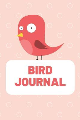 Bird Journal  Blank Lined Paper Notebook with Page Numbers 100 Pages 6x9 Inches (Volume 10)