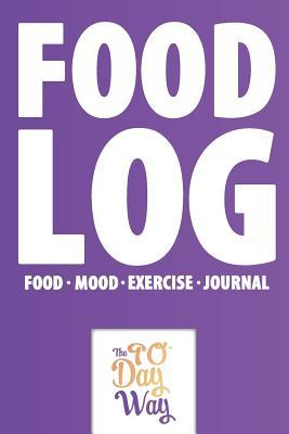 Food Log - Food Mood Exercise Journal - The 90 Day Way