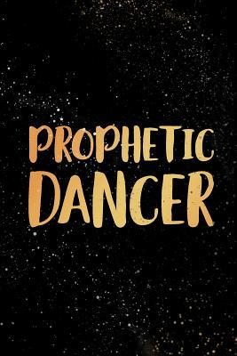 Prophetic Dancer  Blank Lined Journal Notebook, 120 Pages, Soft Matte Cover, 6 x 9