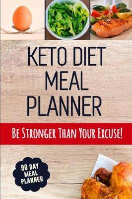 Keto Diet Meal Planner Happy Oak Tree Journals 9781098874728