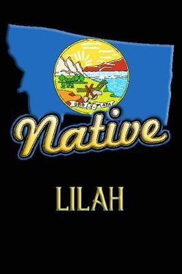 Montana Native Lilah  College Ruled Composition Book