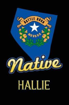 Nevada Native Hallie  College Ruled Composition Book