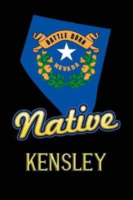 Nevada Native Kensley  College Ruled Composition Book