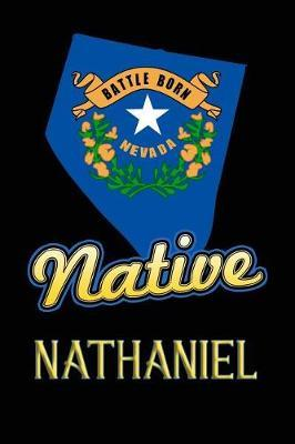 Nevada Native Nathaniel  College Ruled Composition Book