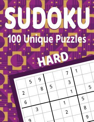Sudoku 100 Unique Puzzles Hard